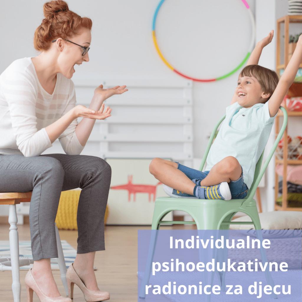 individualne za djecu