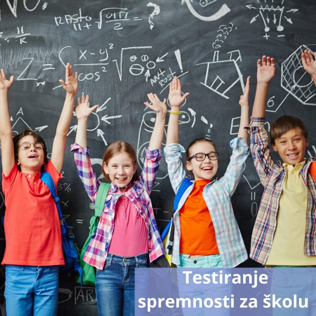 testiranje za skolu